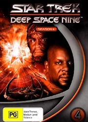 Star Trek Deep Space Nine Season 04 DVD Box Set | DVD