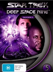 Star Trek Deep Space Nine Season 05 DVD Box Set | DVD