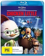 Chicken Little | Blu-ray