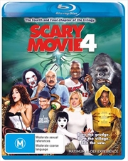 Scary Movie 4 | Blu-ray