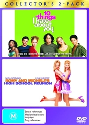 10 Things I Hate About You  / Romy And Michele's High School Reunion | DVD