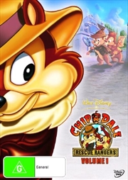 Chip 'N Dale Vol 1: Here Comes Trouble | DVD