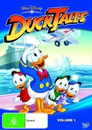 Ducktales - Vol 1 | DVD