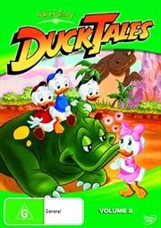 Ducktales - Vol 2 | DVD