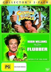 George Of The Jungle   /  Flubber | DVD
