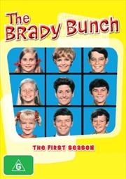 Brady Bunch, The  - Season 01 | DVD