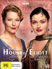 House Of Eliott - Series 3, The | DVD
