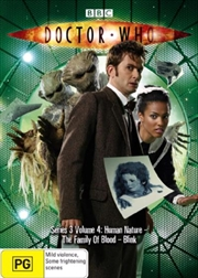 Doctor Who - Series 3 Vol 4 | DVD