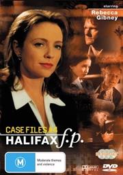 Halifax FP - Case Files 04 | DVD