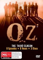 Oz - Season 03 | DVD
