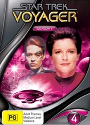 Star Trek Voyager - Season 04 (New Packaging) | DVD