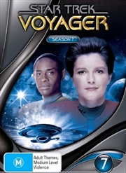 Star Trek Voyager - Season 07 (New Packaging) | DVD