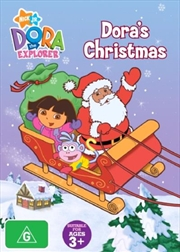 Dora The Explorer - Dora's Christmas | DVD