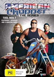 American Chopper Box Set 07
