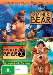 Brother Bear / Brother Bear 2 | DVD