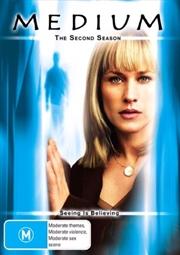 Medium - Season 02 | DVD