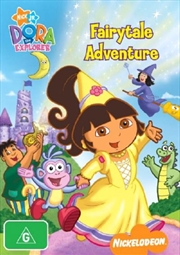 Dora The Explorer - Dora's Fairytale Adventure | DVD