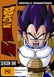 Dragon Ball Z - Remastered - Uncut Season 1