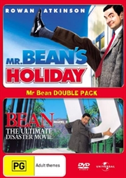 Mr Bean's Holiday / Bean - The Ultimate Disaster Movie | DVD