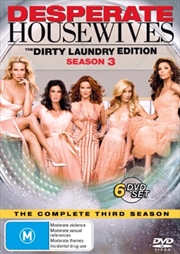 Desperate Housewives - Season 3 | DVD