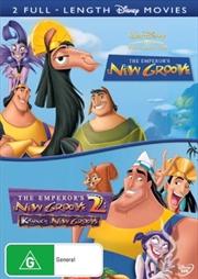 Emperor's New Groove / Kronk's New Groove | DVD