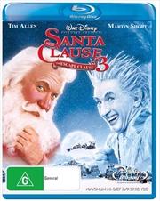 Santa Clause 3 - The Escape Clause   Blu-ray
