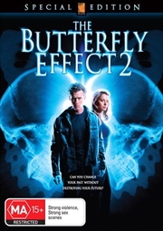 Butterfly Effect 02, The | DVD