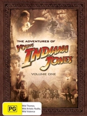 Adventures Of Young Indiana Jones, The - Vol 01 Box Set