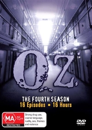 Oz - Season 04 | DVD