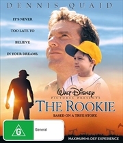 Rookie, The | Blu-ray