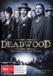 Deadwood - Season 3 | DVD