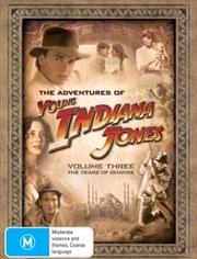Adventures Of Young Indiana Jones, The - Vol 03 Box Set