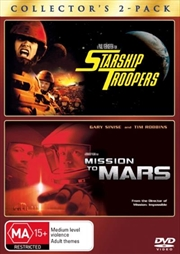 Starship Troopers  / Mission To Mars