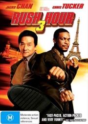 Rush Hour 03 | DVD