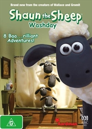 Shaun The Sheep - Washday