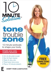10 Minute Solution: Tone Trouble Zone | DVD