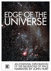 Edge Of The Universe: Re-packaging | DVD