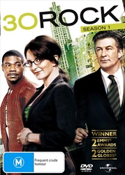 30 Rock - Season 1 | DVD