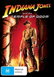 Indiana Jones And The Temple Of Doom  - Special Edition | DVD