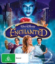 Enchanted | Blu-ray
