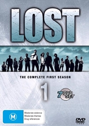 Lost - Season 01 | DVD