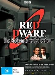 Red Dwarf - The Bodysnatcher Collection