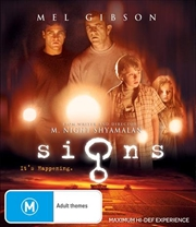 Signs | Blu-ray