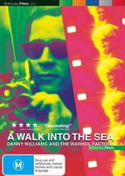 A Walk into the Sea | DVD