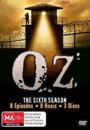 Oz- Season 6   DVD
