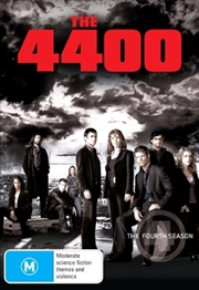 4400- The Complete Fourth Season, The | DVD