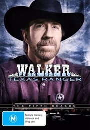Walker, Texas Ranger - The Complete Fifth Season
