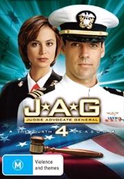 JAG - Season 4 | DVD