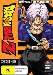 Dragon Ball Z - Season 4 - Remastered - Uncut | DVD