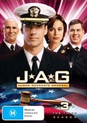 JAG - Season 03 | DVD